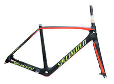 Specialized Tarmac Expert Disc Race Frameset 54cm Carbon FACT 10r '16 NEW in Box
