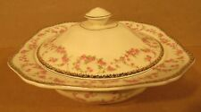 Alfred Meakin Harmony Rose Covered Vegetable Dish Made in England