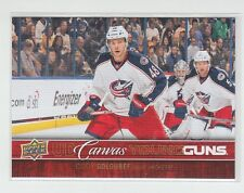 (64844) 2012-13 UPPER DECK CANVAS YOUNG GUNS CODY GOLOUBEF #C97