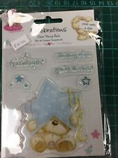 Fizzy Moon Clear Stamp Celebrations