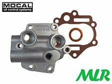 Mocal pc1 LAND RANGE ROVER v8 radiatore ad olio/Remoto Filtro Olio Pompa Coperchio SS