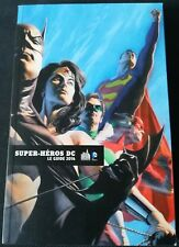 SUPER-HEROS DC - Le Guide 2016 - (VF)