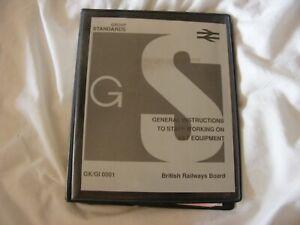 British Railways  Signalling and Telecommunications S&T Instruction Manual