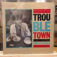 """[ROCK/POP]~NM 12""""~The DAINTEES~Trouble Town~Jealous Mind~Better Plan~[84~UK IMP]"""