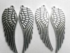 Collane e pendagli di bigiotteria in argento in lega, tema angelo