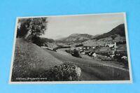 Alte AK HITTISAU, Bregenzerwald - gelaufen Weihnachten 1939, mit Marke (75)