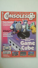 CONSOLES PLUS N°105 - Oct 2000 - NINTENDO GAME CUBE TIME STALKERS DRAGON QUEST 7