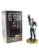 Bowen Designs Nick Fury Classic Version 433/1000 Marvel Sample New In Box Shield