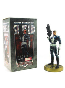 Bowen Designs Nick Fury Classic Version 433/1000 Marvel Sample New In Box Shield