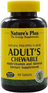 Adult's Chewable by Nature's Plus, 90 chewable tablets