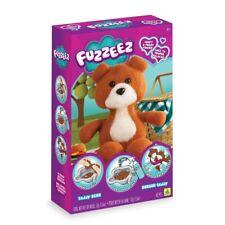 New Fuzzeez Felt Kit-Bear Same Day Fast Shipping