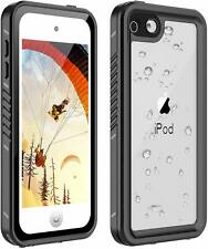 For iPod 7 Waterproof Case & Screen Protector iPod Touch 5/6/7th Gen Full Sealed