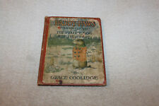 1914 Paddy-Paws; The Prairie Dog With The Red Coat, by Grace Coolidge Hb
