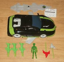 BEN 10 CAR- Ultimate Alien Mark 10 Car, Action Figure, Accessories +instructions