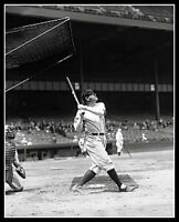Babe Ruth Photo 8x10 - Yankees Batting Practice - Buy Any 2 get 1 Free