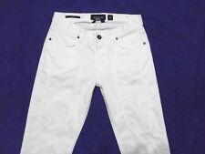 Pantaloni JECKERSON W31(46ita) Bianco  *SLIM FIT* da Uomo jeans man pants denim