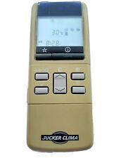 Jucker Clima Telecomando originale per condizionatore climatizzatore