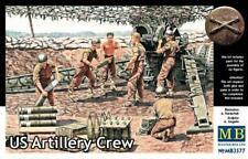Master Box 1/35 equipo de artillería de la segunda guerra mundial nos # 3577