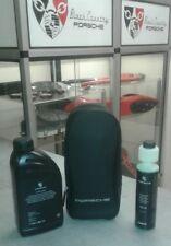 Porsche genuine coolant, screen wash and oil bag kit.