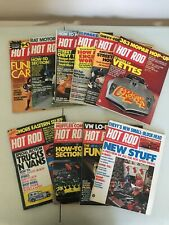 1973 hot rod magazines
