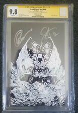 Batman Dark Knight Metal 3 VIRGIN Variant CGC 2X SS 9.8 SIGNED Capullo Snyder