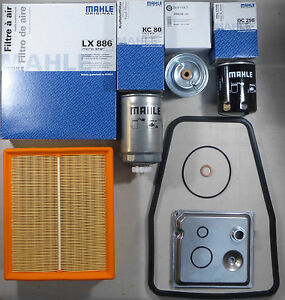 Land Rover Discovery TD5 Series 2 Automatic Filter Kit FREE Workshop Manual CD