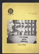 Mum Magic Magazine April 1991 Larry White