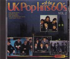 U.K. POP HITS OF THE 60'S   Vol. 2     CD-Album