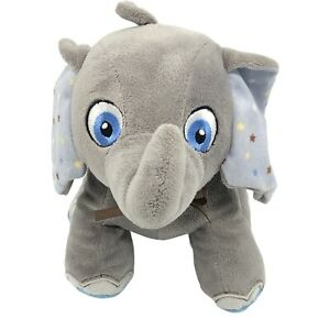 Garanimals Elephant Turn Key Wind Up Musical Moving Plush Rock A Bye Baby Toy