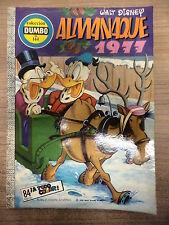 Dumbo num.144 Almanaque 1977 1ª edicion.ERSA