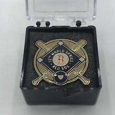 2018 Boston Red Sox MLB World Series Press Pin. RARE PIN