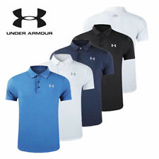 2020 Under Armour Polo Mens Golf Polo Shirt Smooth Stretch For Gift