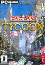 MONOPOLY TYCOON - PC CD ROM INFOGRAMES GAME FOR CHILDREN GIFT NEXT DAY DISPATCH