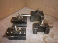 Aloris 250 304 Cxa4 Quick Change Boring Bar Holder With 3 Tool Holders Cxa 27