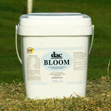 5lb Bucket DAC Bloom for horse weight gain, hooves, and overall coat supplement