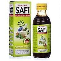 Unani Hamdard Safi 200 ml Syrup Free Shipping