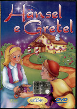 HANSEL E GRETEL - DVD NUOVO E SIGILLATO, PRIMA STAMPA, NO EDICOLA