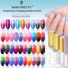 BORN PRETTY 6ml UV Gel Thermal Color Changing Nail Art  Gel Nail Polish