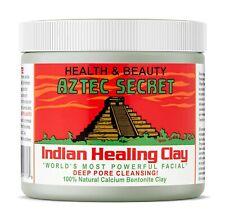 Worlds Most Powerful Facial Bentonite Indian Healing Clay Deep Pore Aztec Secret