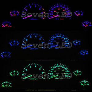 LED kit for ZJ Jeep Grand Cherokee Gauge Cluster Dash Instrument 93-98