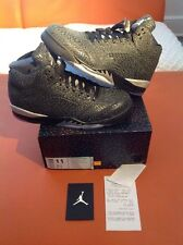 NIKE AIR Jordan 3LAB5 Black Metallic-DS Size 11 Receipt Authentic