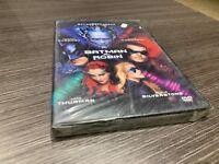 Batman & Robin DVD George Clooney Arnold Schwarzenegger Uma Thurman Sealed