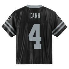 36de96a0c (2018-2019 Season) Oakland Raiders DEREK CARR nfl Jersey YOUTH (m-