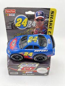Fisher Price Shake 'N Go NASCAR Racer - Jeff Gordon #24 R1