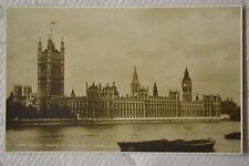 "CPA "" LONDRE Houses of Parlament - Judges"