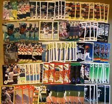Ken Griffey Jr. 105 Card Lot With Duplicates See Scans MLB Baseball