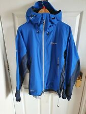 BERGHAUS EXTREM GORE TEX PACLITE SHELL JACKET EXTRA LARGE