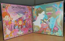 Nutcracker & Sleeping Beauty. Excellent Condition. Boxed sets to display & play.