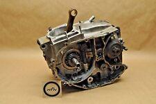 Vtg Honda 1976 XL350 Motor Engine Crank Shaft Case Transmission Lower Bottom End