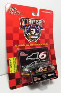 Racing Champions 50th 1998 NASCAR Ford Taurus Mark Martin #6 Eagle One 1 Black
